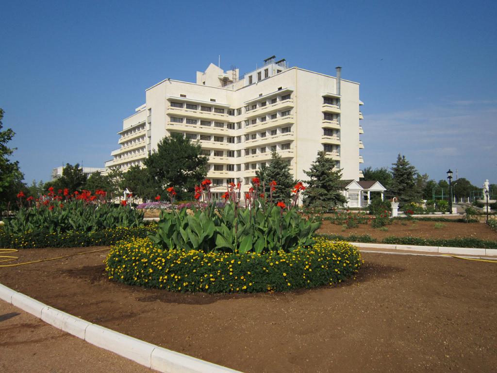 Лечение в Саках Санаторий Полтава-Крым описание и отзывы всего отзывов