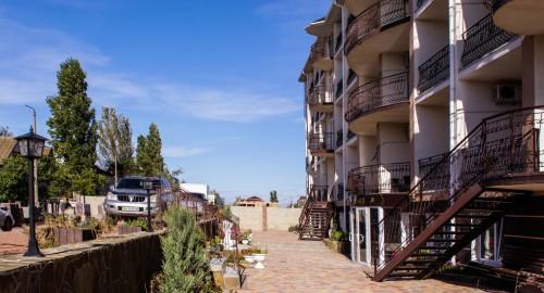 Крым саки отель гортензия