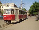 Евпаторийскому трамваю исполняется 95 лет