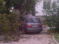 Сила Урагана, 8 сентября 2009