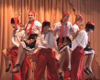 """В Саках прошел фестиваль """"Наследники казацкой славы"""", 27 октября 2009"""
