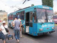 Троллейбусной трассе Симферополь-Алушта-Ялта - 50 лет!