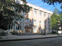 Сессия Сакского городского совета