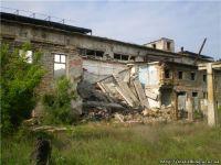 На Сакском химзаводе повреждены 125 деревьев, 15 декабря 2009