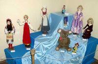 Персональная выставка Веры Глинки в Саках