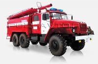 Сакские спасатели получили новую пожарную машину, 12 января 2010