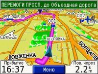 Крым значительно обновлен на картах GPS