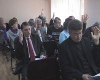 Сессия Сакского горсовета, 22 февраля 2010