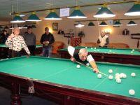 Евпаторийский чемпионат по бильярду, 23 февраля 2010