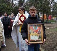"""""""Антиабортный"""" крестный ход, 1 марта 2010"""