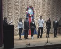 Сакский конкурс «Ученик года-2010»
