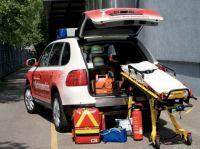 В Сакском районе сократилось число вызовов скорой медпомощи