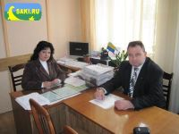 """Анализ работы университета """"УКРАИНА"""" в городе Саки за 2009 г."""