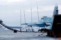 Российские летчики едут в Саки