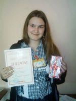 Редакция сакской гимназической газеты на «Боспорских встречах»