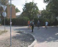 В Саках появятся новые дорожные знаки около школ, 6 августа 2010