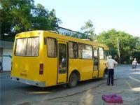 В Саках открылись два новых автобусных маршрута, 9 августа 2010