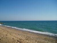 В Саках СЭС закрыл  пляж базы отдыха «Прибой»