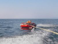 В Новофедоровке налоговики изъяли катер