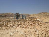 Вблизи села Трудовое Сакского района пресекли незаконную добычу ракушечника, 5 сентября 2010
