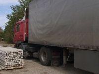 На сакском винзаводе задержали грузовик с нелегальным спиртом