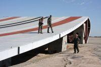 В Саках завершилась подготовка российских летчиков