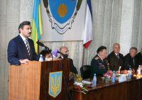 Расширенный пленум Сакского городского совета ветеранов войны