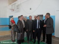 Председатель Верховной Рады Крыма посетил Сакский район, 16 октября 2010