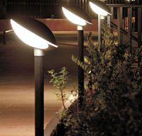 Уличное освещение в Саках