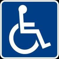 В Саках автомобиль сбил женщину в инвалидной коляске