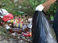 «Чистые четверги» в Саках, 27 декабря 2010