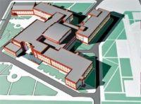 В Саках построют школу