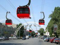 Симферополь и Евпаторию соединит канатное метро, 4 января 2011