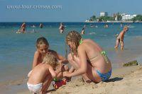 20 января 2011 года - 75-летие детского курорта в Евпатории