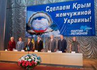 Регионалов закрепили за городами Крыма