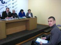 Сакский горсовет выгнал из зала заседаний редактора газеты «Крым сегодня»