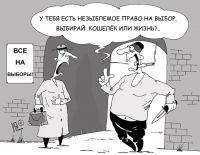 В Саках прошли повторные выборы