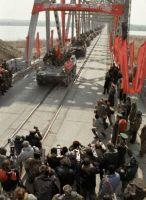 22-я годовщина вывода советских войск из Афганистана в Саках