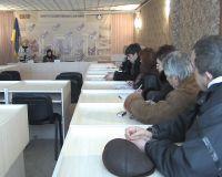 В Саках обсудили пенсионную реформу, 2 марта 2011