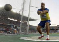 Сакчанин Алексей Сокирский стал Чемпионом Украины в метании молота
