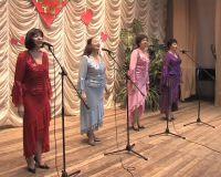 Юбилей вокального квартета «Фантазия»
