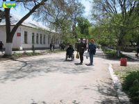 Планы по реконструкции улицы Революции в городе Саки