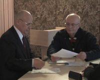 Выездной прием руководителей Саки, 28 марта 2011