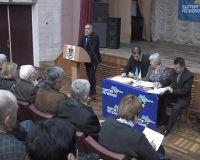 Конференция Партии регионов в Саках
