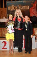Кубок Ялты 2011. Международный рейтинговый турнир по спортивным бальным танцам.