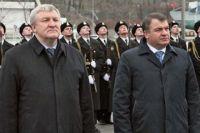 Министры обороны Украины и России приехали в Саки посмотреть на НИТКУ