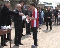 «Зарница» в Саках, 21 апреля 2011