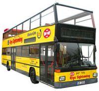 В Евпатории экскурсантов будут возить двухэтажные автобусы