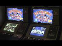 В Саках прикрыли подпольный зал игровых автоматов