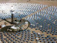 Солнечную электростанцию в селе Охотниково Сакского района достроят до конца 2011 года